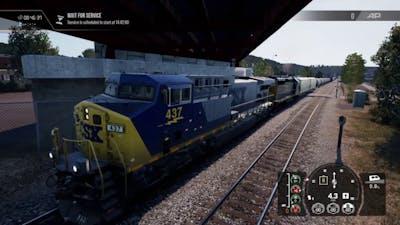 Train Sim World 2 stopping a Runaway train