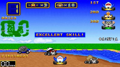 Let's Play Retro Games - Wacky Wheels