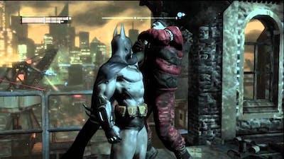 Batman Arkham - All Interrogation Scenes