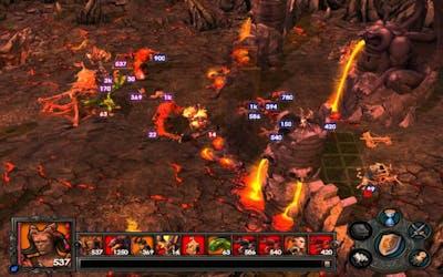 [old game] Homm 5 TOTE Kujin final battle