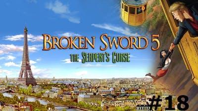 Broken Sword 5: The Serpent's Curse #18 - Bladder Control Problems