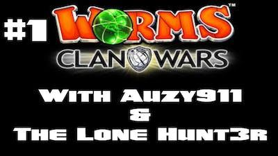Let's Play Worms: Clan Wars - Nomadic Gamers - Episode 1