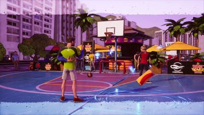 Street Power Football Gameplay