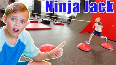 Jack Skye's Ninja Competition