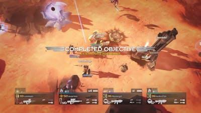 Helldivers - Smoke Grenades Perk vs Illuminates