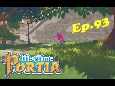 My Time at Portia - The Boxing Gloves Ep.93