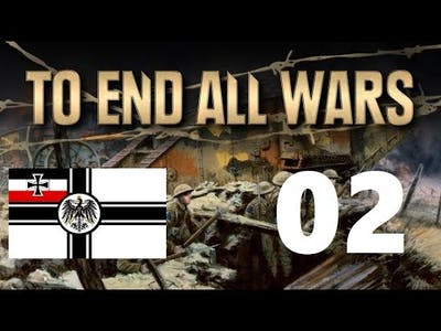 To End All Wars: Western Front 1914 Central Powers (Battleground Belgium)