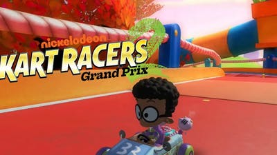 Nickelodeon Kart Racers 2 Grand Prix's lympics park