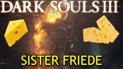 Dark Souls 3 Sister Friede Boss Cheese (Easy Kill)