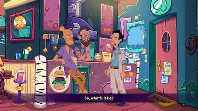 Leisure Suit Larry: Wet Dreams Don't Dry gameplay on Windows 10