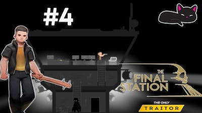 PRISON FOR ZOMBIES?!! | The Final Station DLC : The Only Traitor Gameplay #4 (No Commentary)