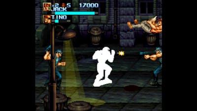 Game of the day 2814 Iron Commando: Koutetsu no Senshi (アイアンコマンドー 鋼鉄の戦士) Arcade zone 1995