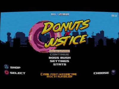 Stage 1: Old Town  |  Donuts'n'Justice