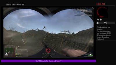 Verdun game play PART #1 % SORROW~*~OIL%710