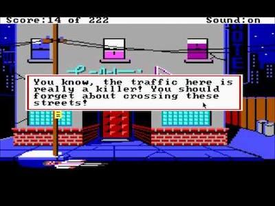 Ways to Die: Leisure Suit Larry 1 (Old)