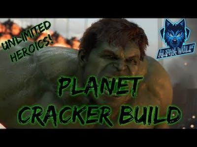 Marvel's Avengers | Hulk Planet Cracker Build