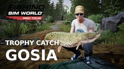 Fishing Sim World Trophy Catch  |  Gosia from Jezioro Bestii