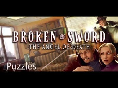 Broken Sword 4 - The Angel of Death - Hacking US Military Field notes and diffusing the bomb puzzle