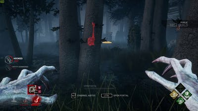 Dead by Daylight Stranger Things DLC Demogorgon gameplay