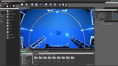 Aquanox Deep Descent - Unreal Engine 4:  Weapons