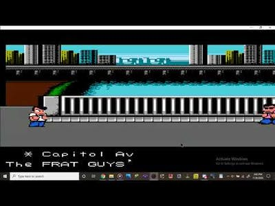 Undiscovered River City Ransom Glitch EXPLAINED...Sorta