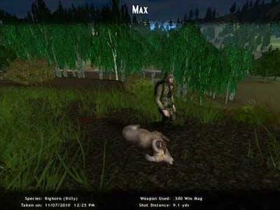 Hunting Unlimited 2008 Screen shots