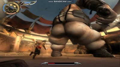 Prince of Persia: The Two Thrones   The Arena   BOSS 1   Game-play