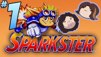 Sparkster: Rocket Knight - PART 1 - Game Grumps