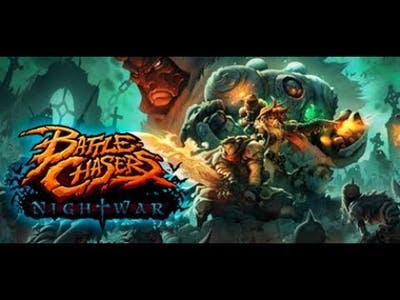Battle Chasers: Nightwar Playthrough Part 2 (no commentary)