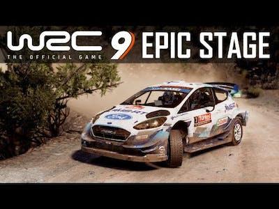 Yeşilbelde | WRC 9