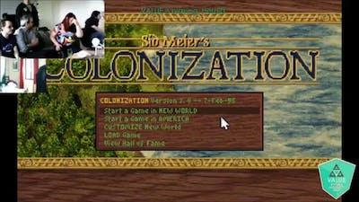 VALUE plays: Sid Meier's Colonization (Part 1)