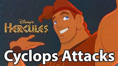 [Playstation] - Disney's Hercules Action Game - Level 7 - Cyclops Attacks