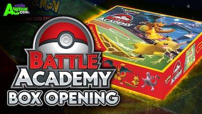 Pokemon Battle Academy Unboxing - Charizard Pikachu Mewtwo