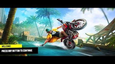 Urban Trial Playground - Motorozni veszélyes?