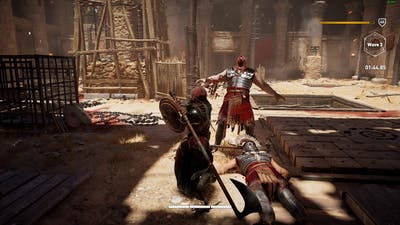Assassin's Creed  Origins   Arena Elite Slaver