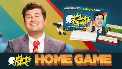 Um, Actually Home Game Kickstarter Announcement