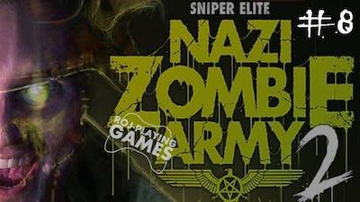 Sniper Elite Nazi Zombie Army 2 (#8) David Guetta Fuck Out! (Roj-playing Games!)