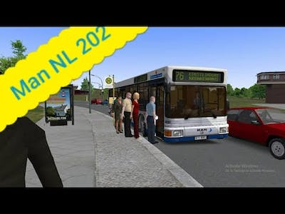 Omsi 2 The Bus Simulator: First time playing the game😞
