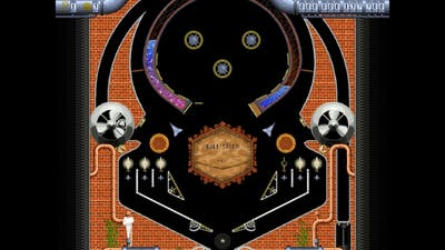 Super Steampunk Pinball 2D PC Gameplay