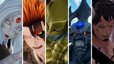 [Jump Force] All Ultimate Attack Animations (including DLC)!!