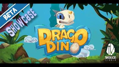 DragoDino Beta Gameplay (TuT/LvL 2)