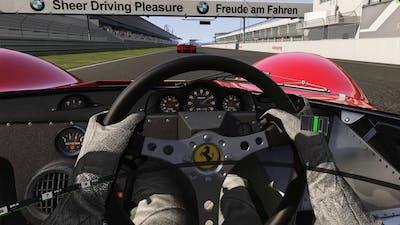 Assetto Corsa Ferrari Pack VR GTX 1080ti
