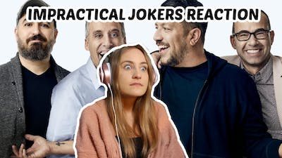 IS IMPRACTICAL JOKERS EVEN FUNNY!? (FIRST TIME REACTION)