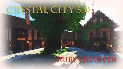 {Crystal City 3.0} Ruby Quarter - Minecraft Epic Build