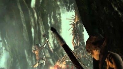 Tomb Raider:Lara Gets Fucked Up