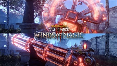 Winds of Magic Beta - Weave Illusion Showcase / All Weapons|Vermintide 2
