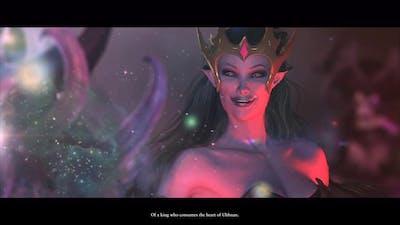 Dark Elves Campaign Cinematics   Total War: WARHAMMER II
