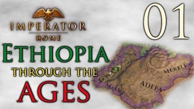 Imperator: Rome | Ethiopia Through The Ages | Episode 01