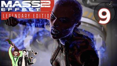 Mass Effect 2 LE Let's Play - The Convict: Space Prison Break
