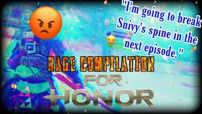 For Honor: Rage Compilation (ft. StupidGamerHere/SleepyKoala)